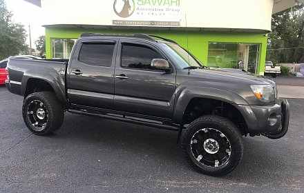 TOYOTA TACOMA LIFTED - TRD