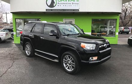 TOYOTA 4RUNNER 4WD/4X4 LIMITED