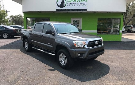 TOYOTA TACOMA DOUBLECAB TRD OFF-ROAD