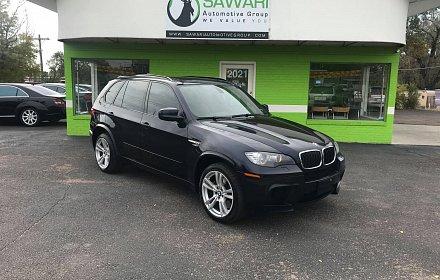 BMW X5 M V8